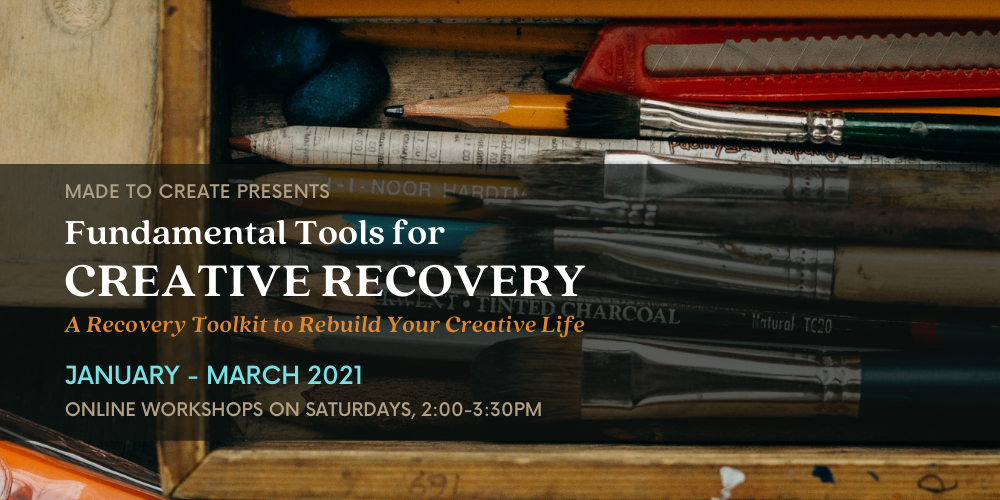 Fundamental Tools Creative Recovery
